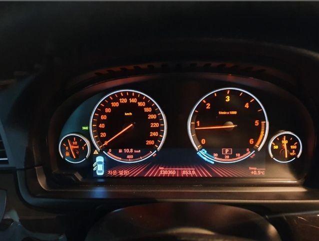 12년식 BMW 520D 최저가 판매 !! - 8