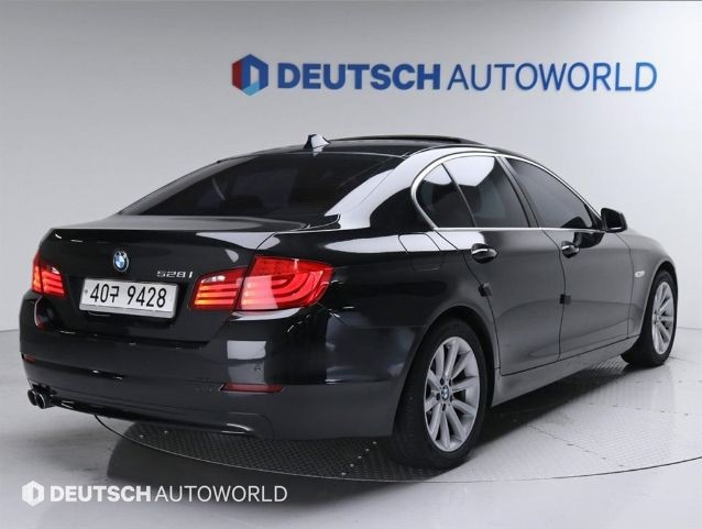 BMW 528I 판매합니다   연료계통수리완료 점화플러그교체완료!! - 1