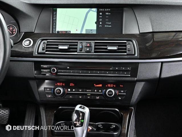 BMW 528I 판매합니다   연료계통수리완료 점화플러그교체완료!! - 5