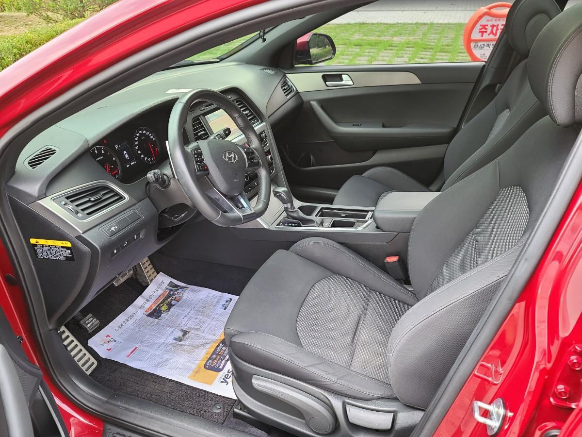 LF쏘나타 2.0 터보 스마트 차량을 판매합니다 - 6