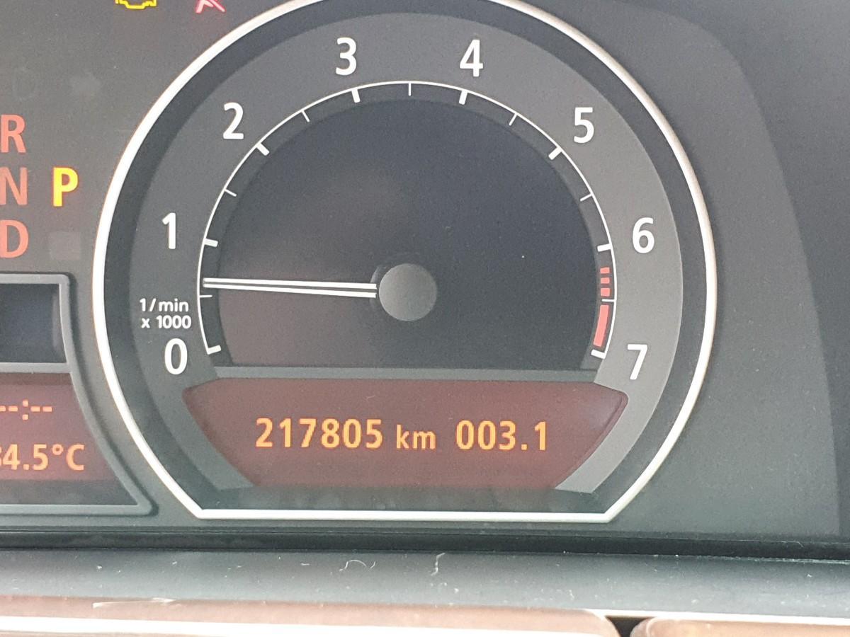 07년식 BMW750LI 풀옵션 무사고 217800키로 로얄번호대차환영 - 9