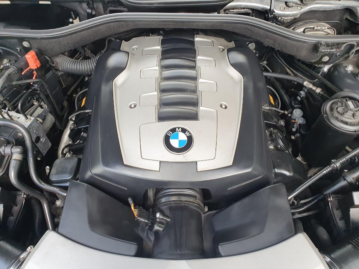 07년식 BMW750LI 풀옵션 무사고 217800키로 로얄번호대차환영 - 10