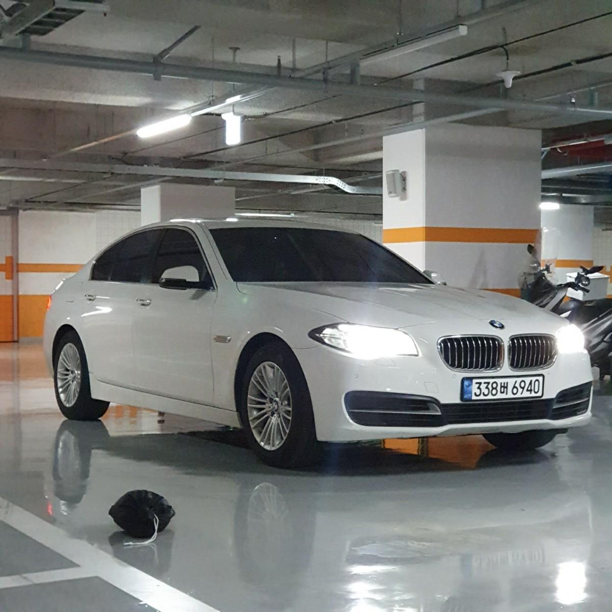 BMW 520d - 1