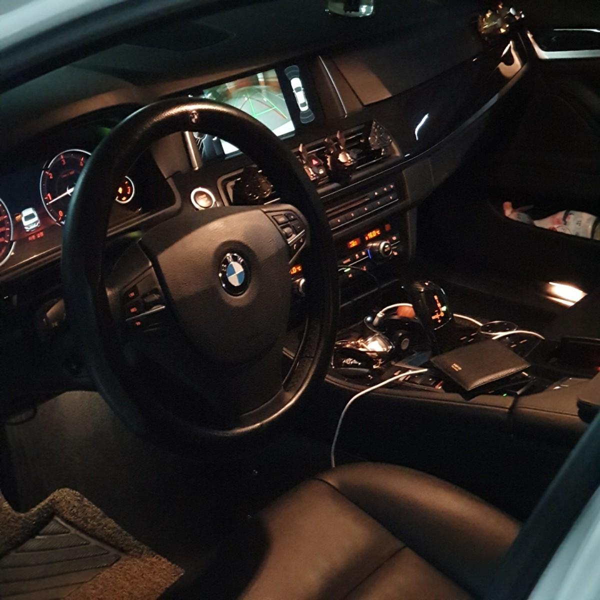 BMW 520d - 4