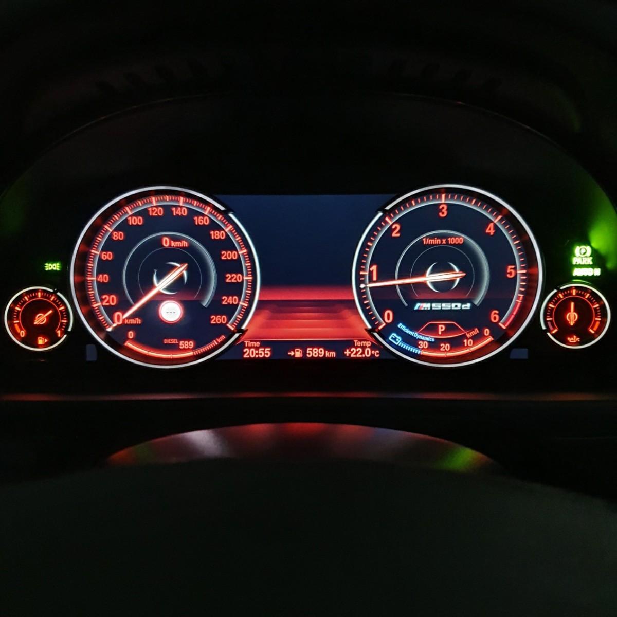 BMW 520d - 5