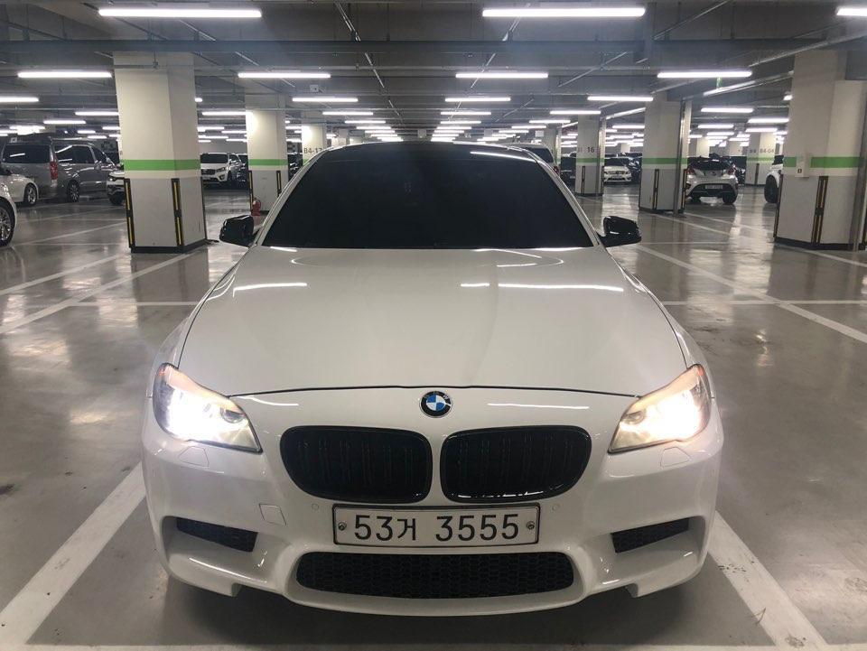 BMW 520D M5풀튜닝차량판매합니다 - 0