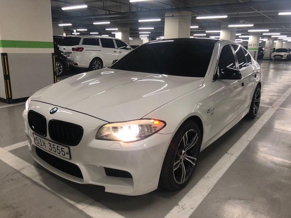 BMW 520D M5풀튜닝차량판매합니다 - 1