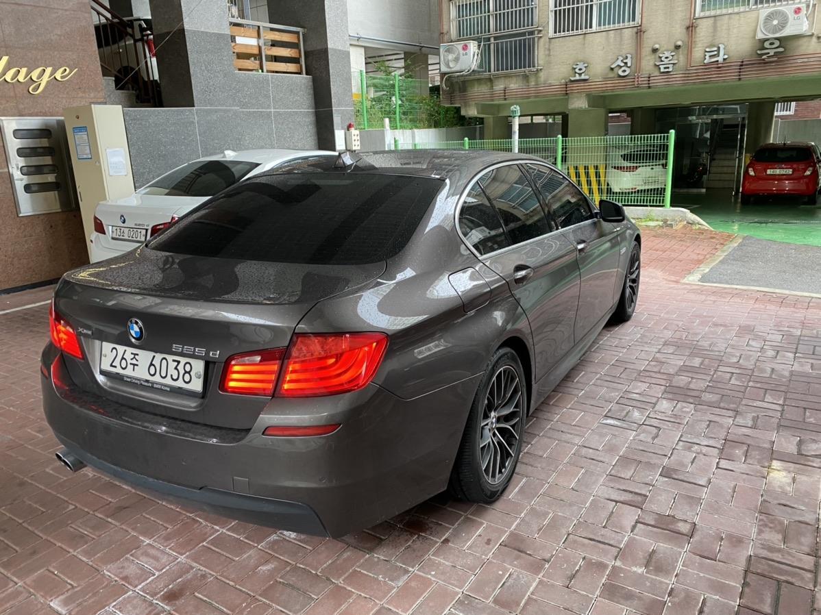BMW F10 520D 13년식 팝니다 완무 - 4