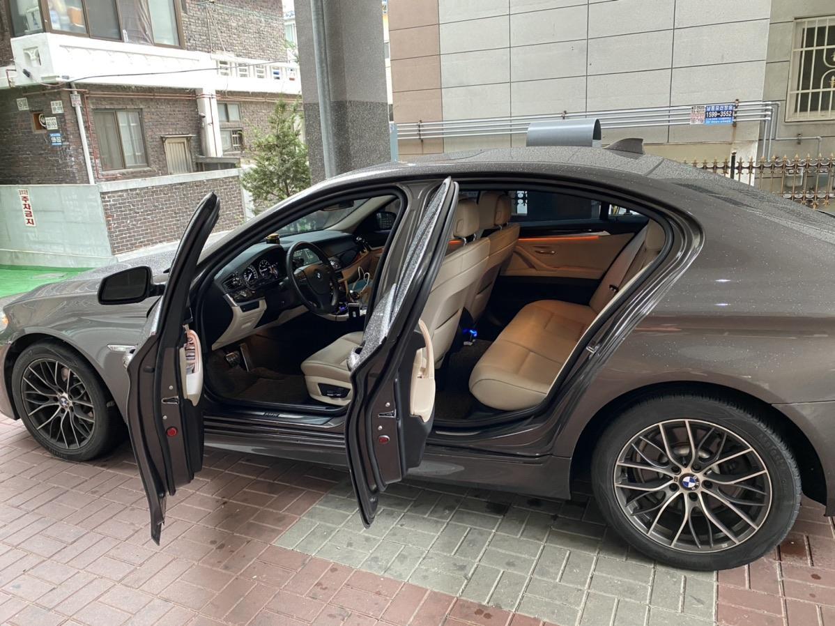 BMW F10 520D 13년식 팝니다 완무 - 6