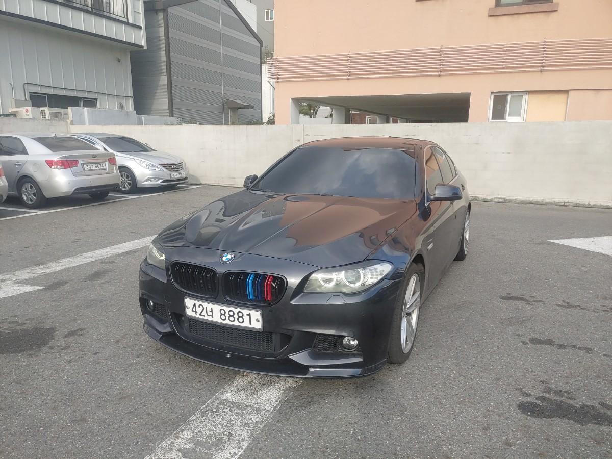 BMW f10 520d 11년식 - 0