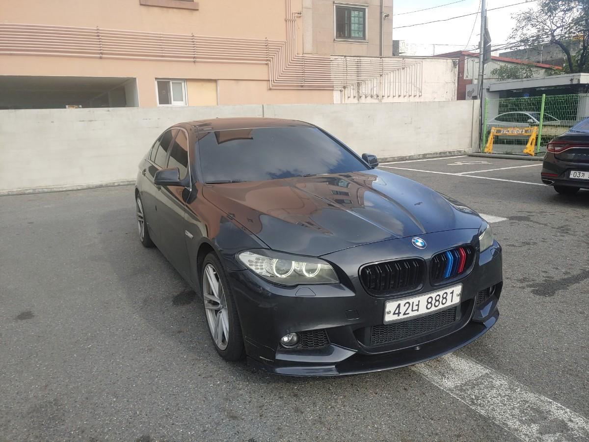 BMW f10 520d 11년식 - 1