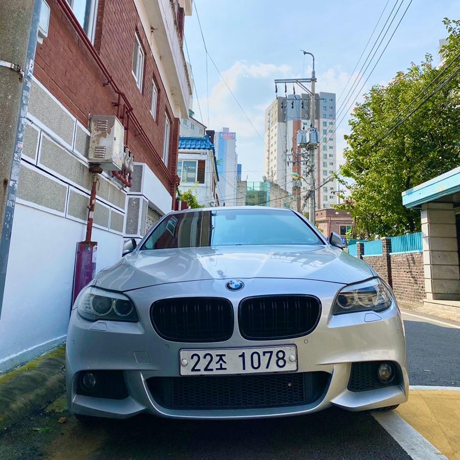 BMW 528i 10년식 20만 헐값에 보냅니다. - 0