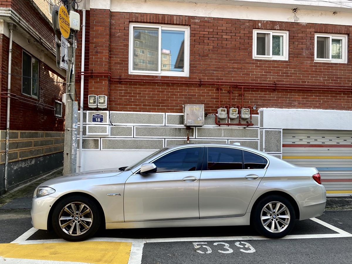 BMW 528i 10년식 20만 헐값에 보냅니다. - 3