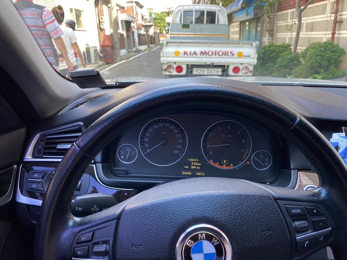 BMW 528i 10년식 20만 헐값에 보냅니다. - 6