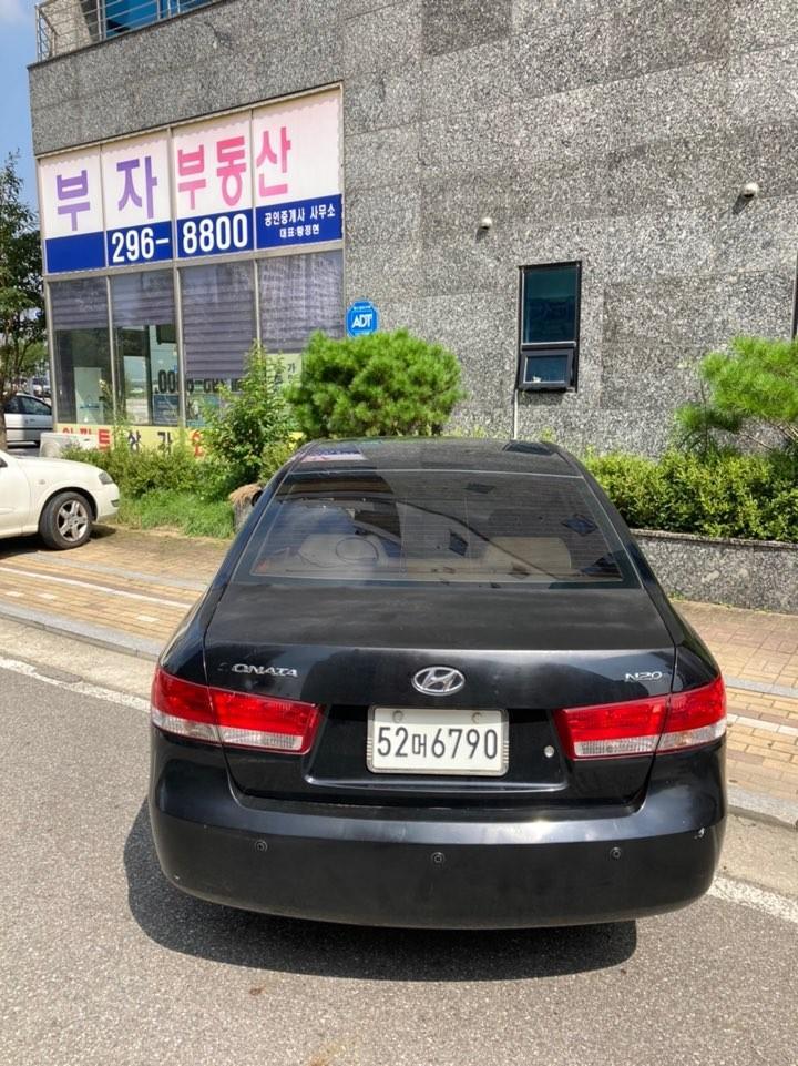 NF소나타  07년식  11만  썬 - 4