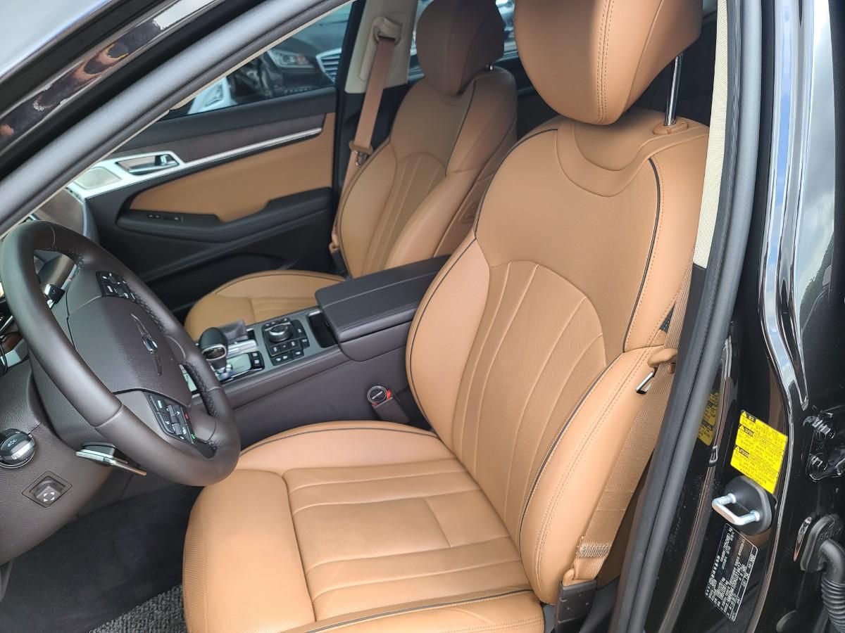 제네시스 g80 3.3 GDI AWD 프레스티지 - 3