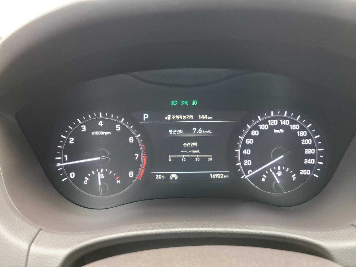 제네시스 g80 3.3 GDI AWD 프레스티지 - 4