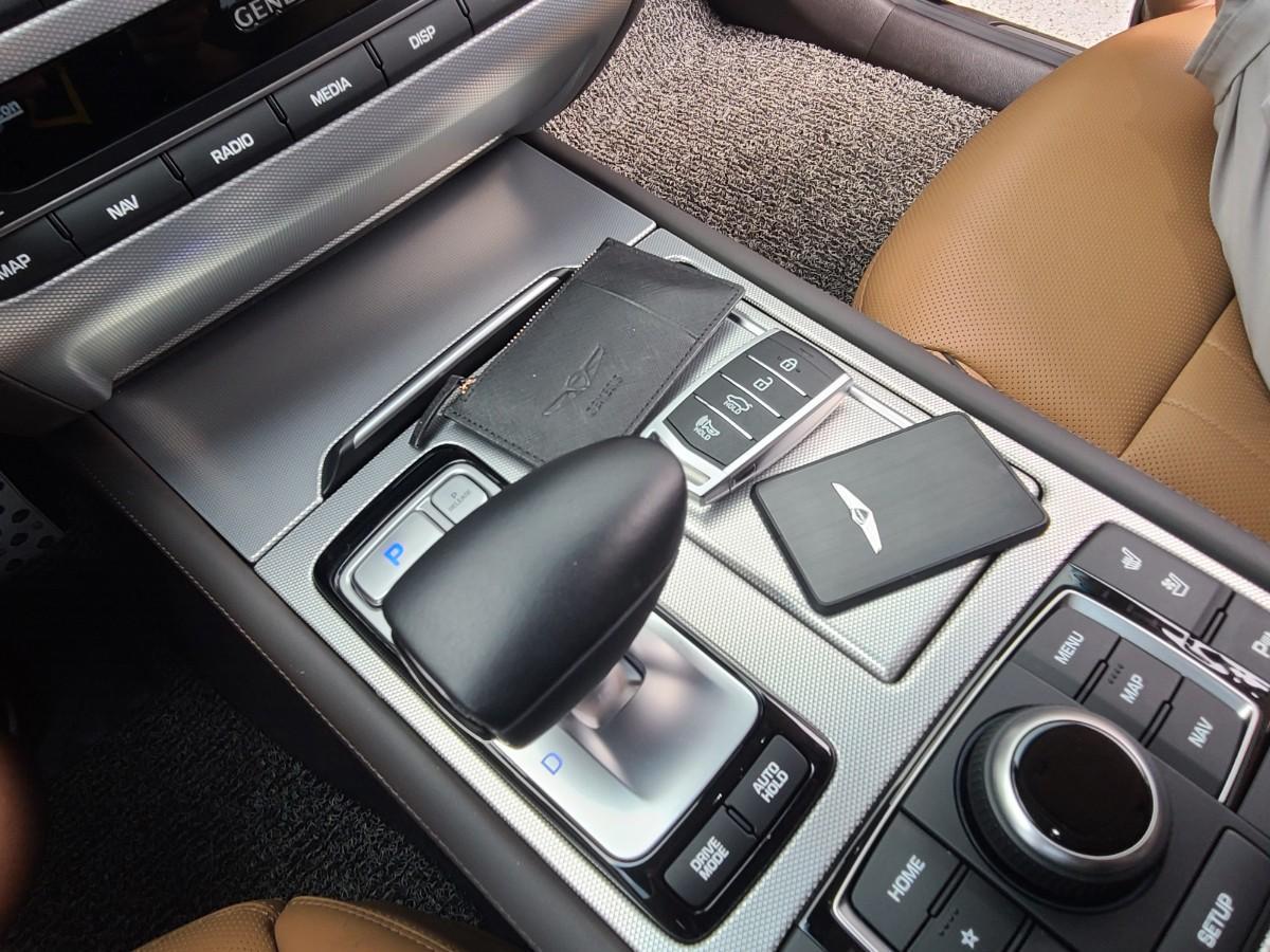 제네시스 g80 3.3 GDI AWD 프레스티지 - 7