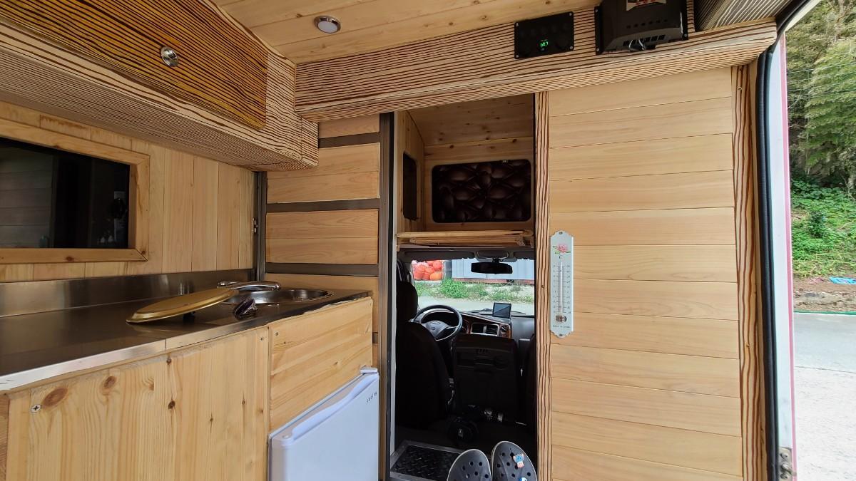 시티밴 캠핑카 - 1