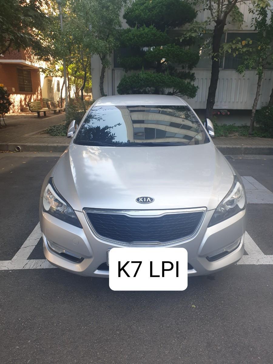 12년식 K7 LPI 3.0 - 0