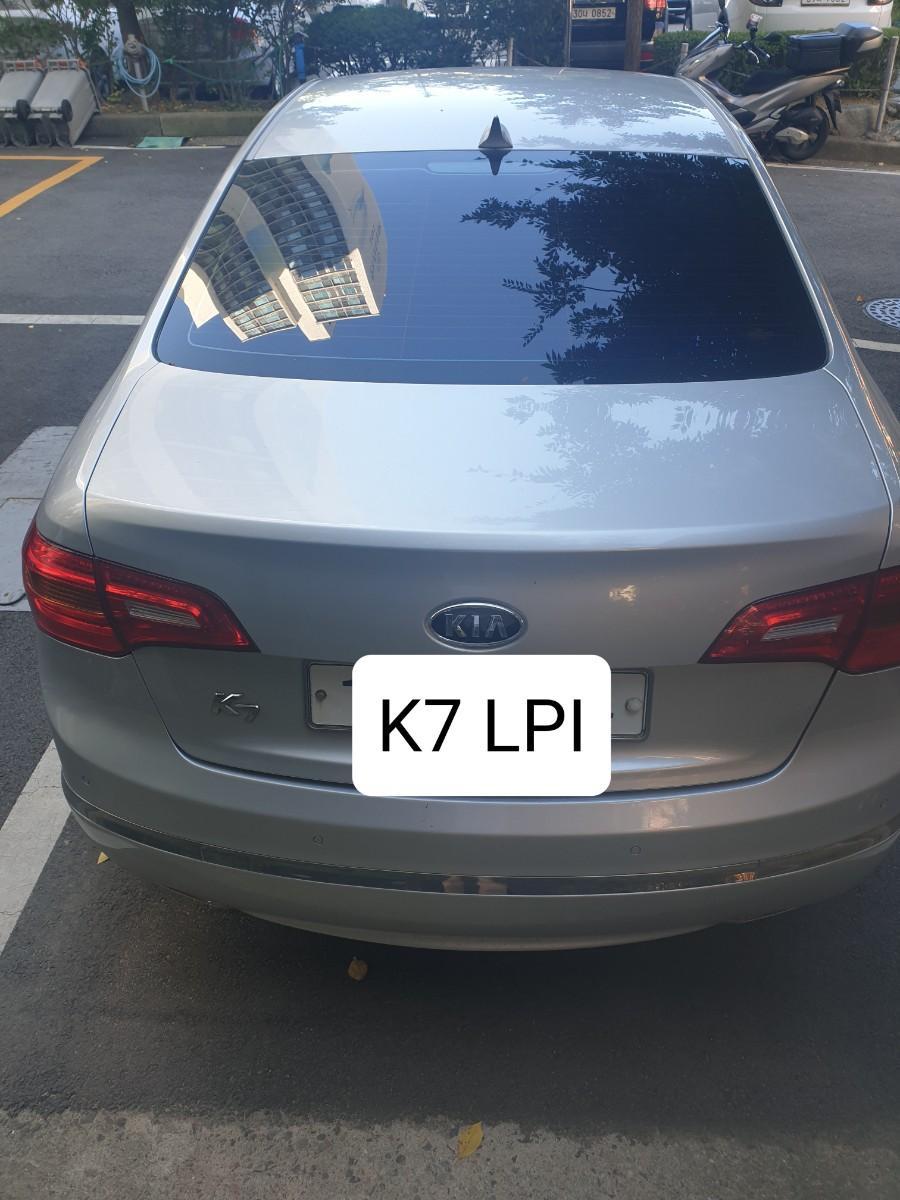 12년식 K7 LPI 3.0 - 1