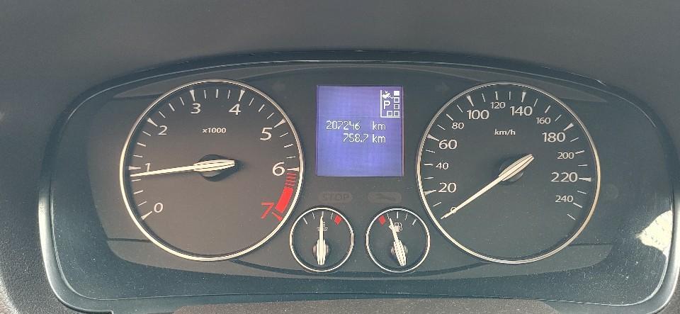 흰색 2010년형 뉴SM5 RE등급(최고등급) 휘발유(가솔린) 차량 - 3