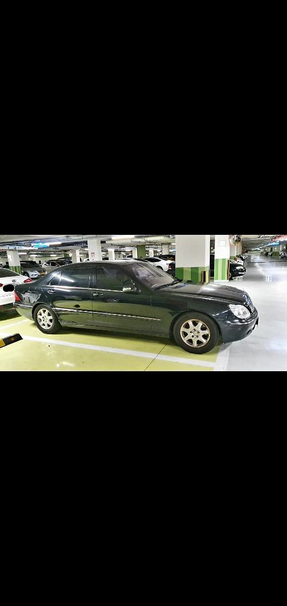 벤츠 S클래스 S500 판매 및 대차  (bmw 아우디 재규어 볼보) - 3