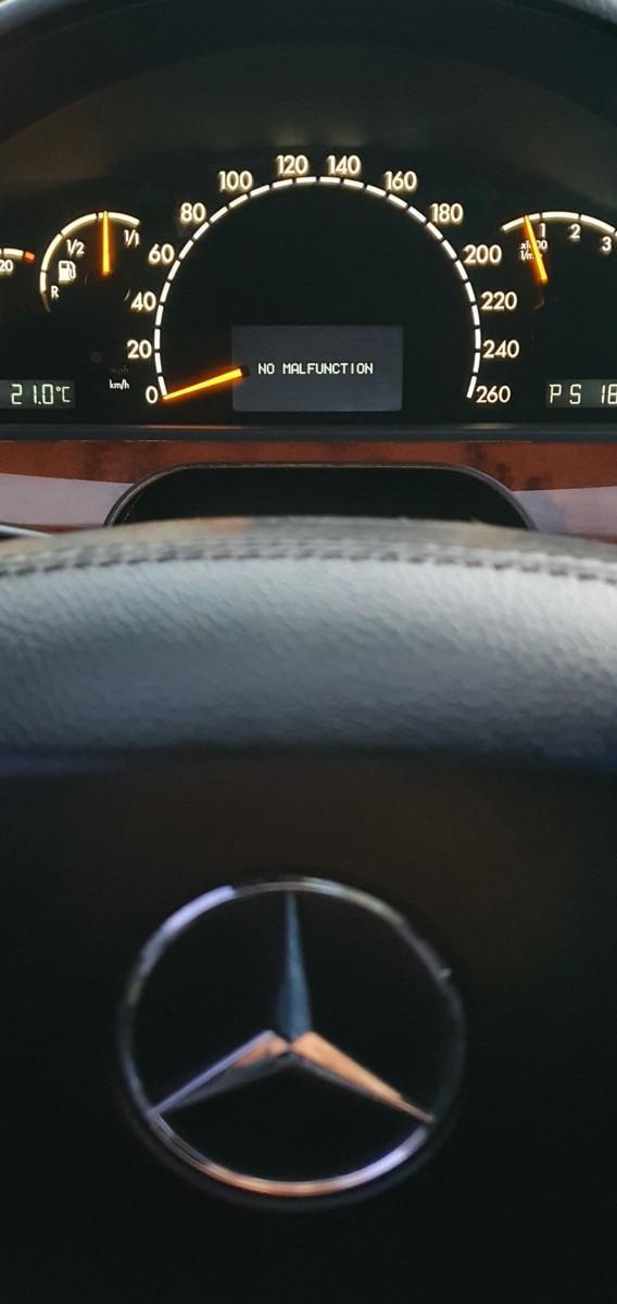 벤츠 S클래스 S500 판매 및 대차  (bmw 아우디 재규어 볼보) - 5
