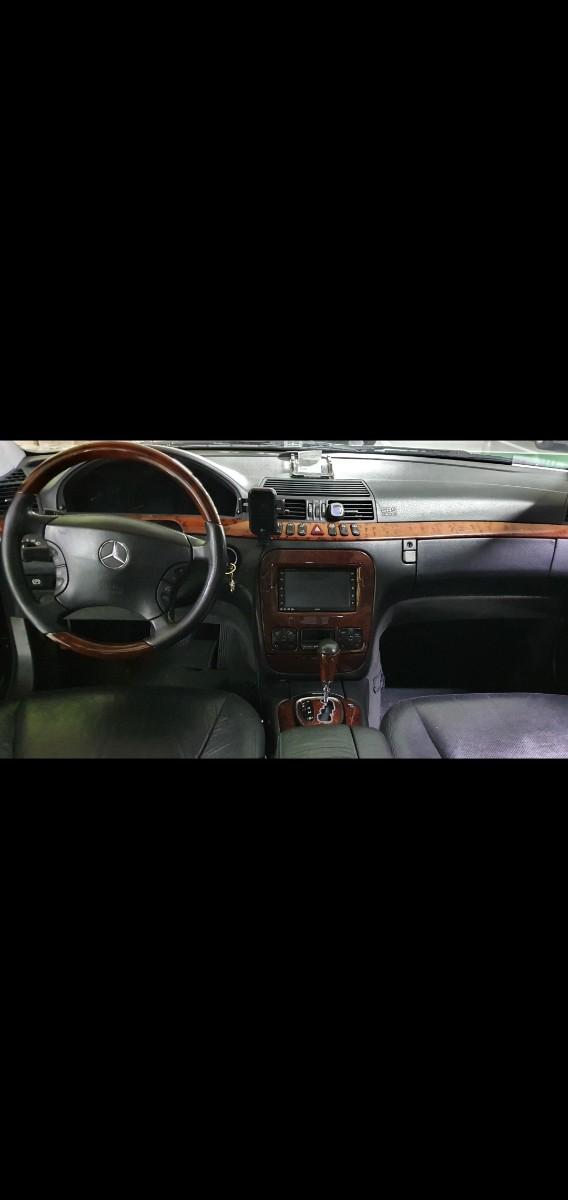 벤츠 S클래스 S500 판매 및 대차  (bmw 아우디 재규어 볼보) - 6