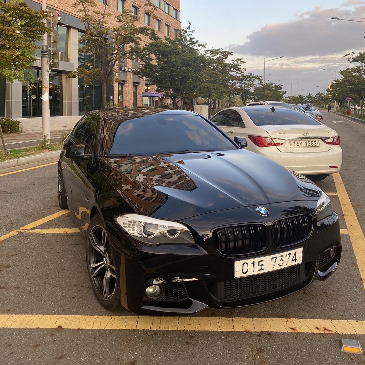 BMW 520d 판매합니다 (550d풀튜닝) - 0