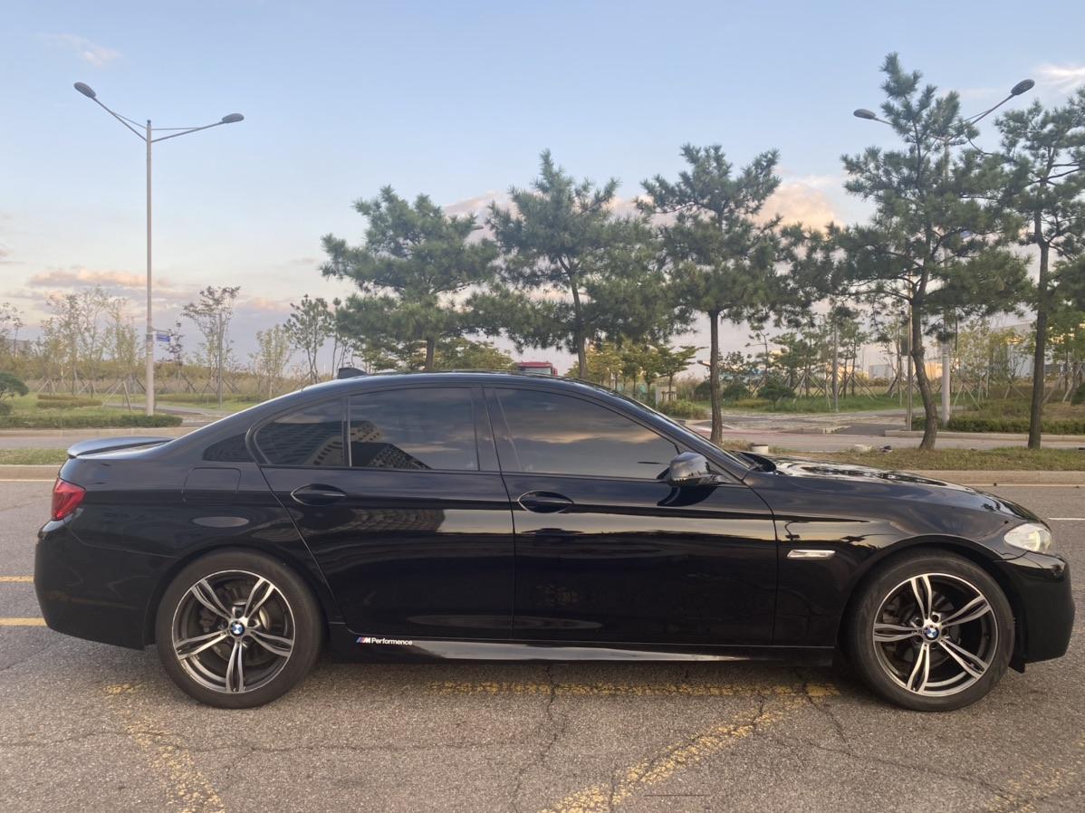 BMW 520d 판매합니다 (550d풀튜닝) - 3
