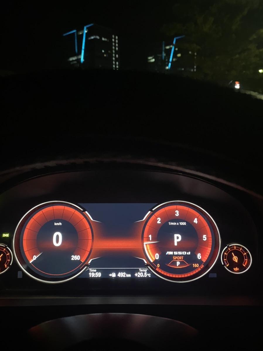 BMW 520d 판매합니다 (550d풀튜닝) - 7