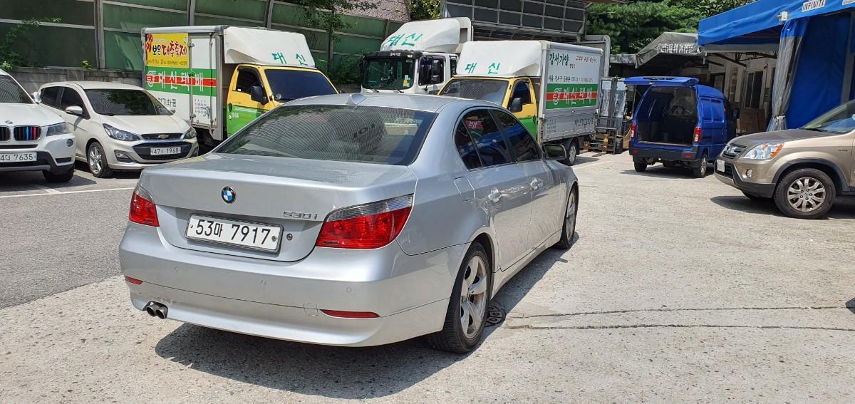 BMW E60 523i - 3