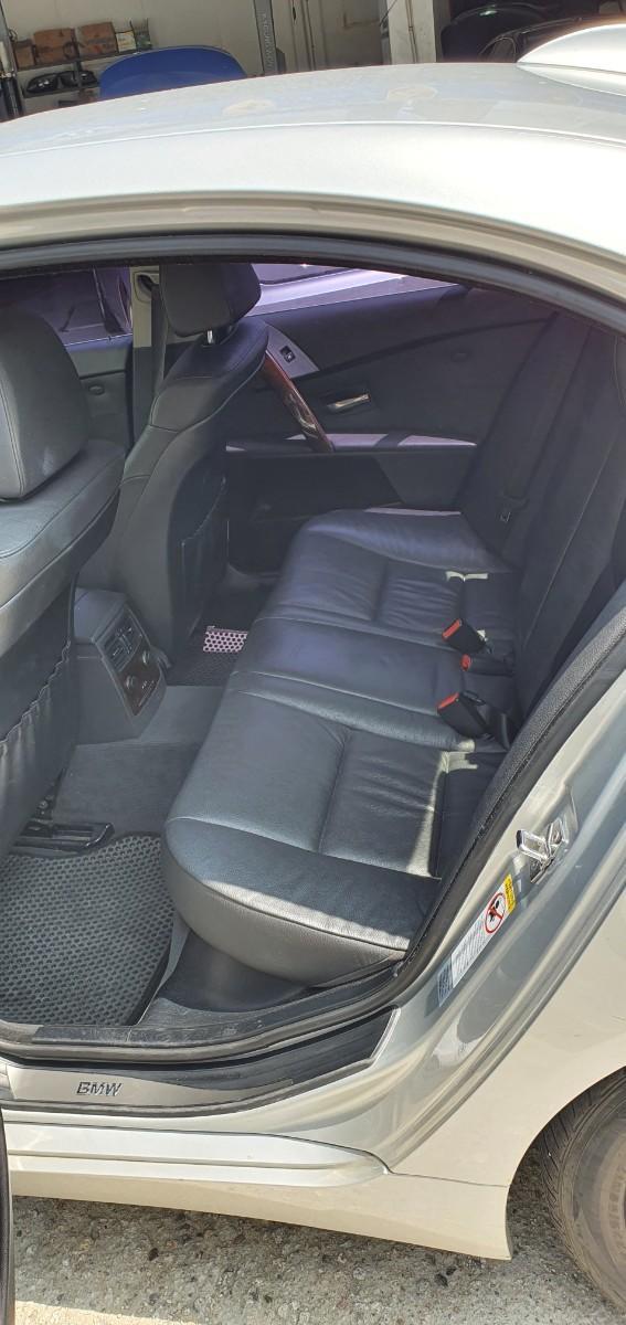 BMW E60 523i - 5