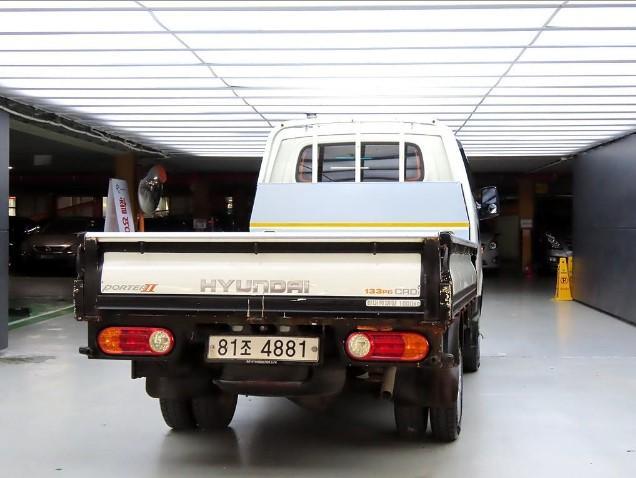 현대포터2카고(CRDI) - 1