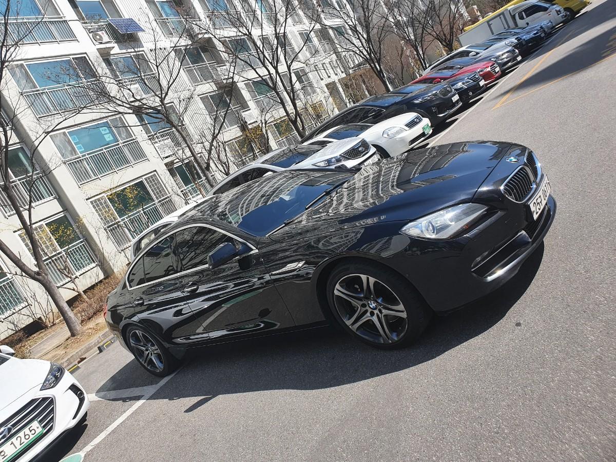 2014년 BMW 640d 3000cc디젤 - 0