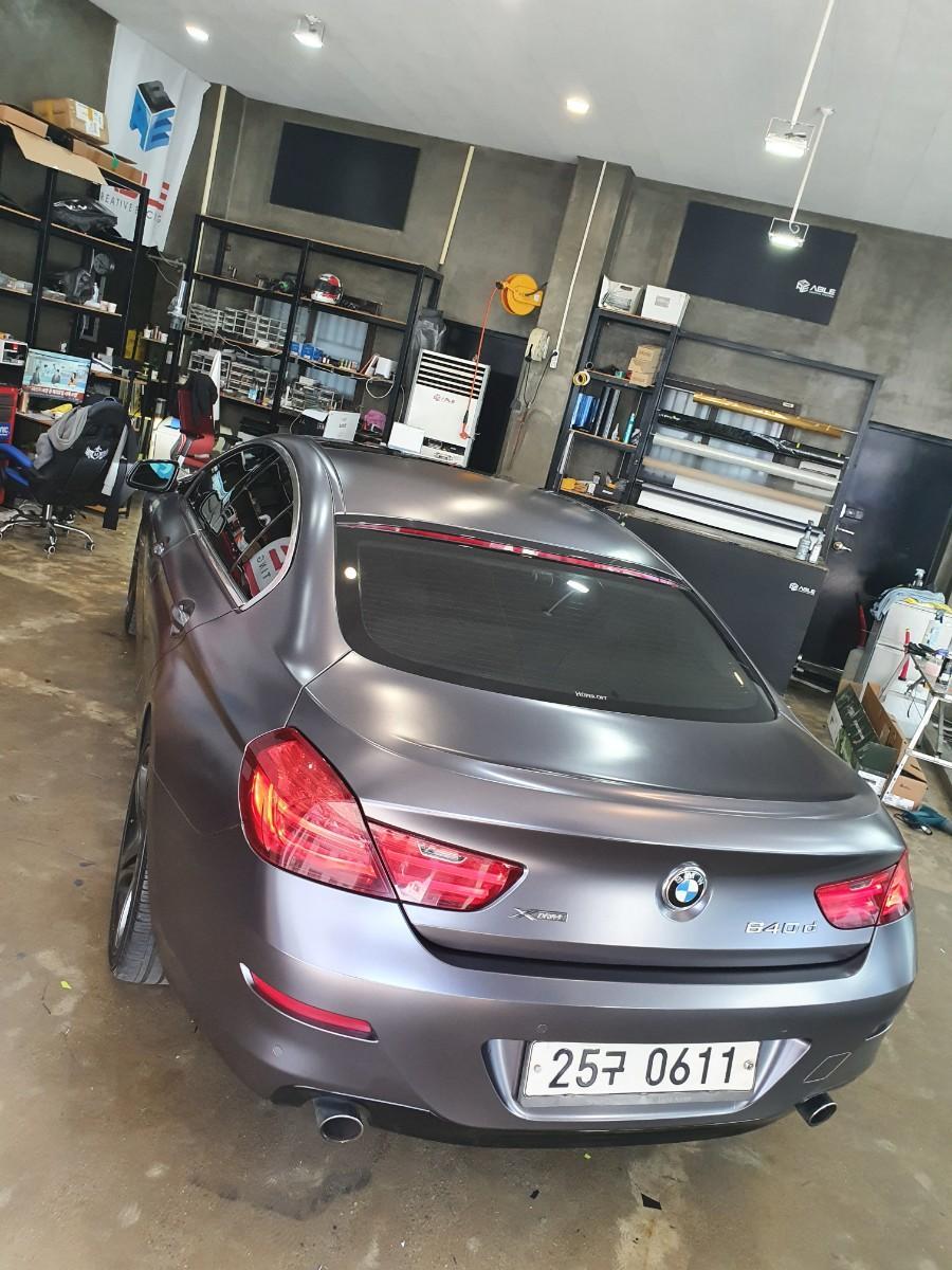 2014년 BMW 640d 3000cc디젤 - 1