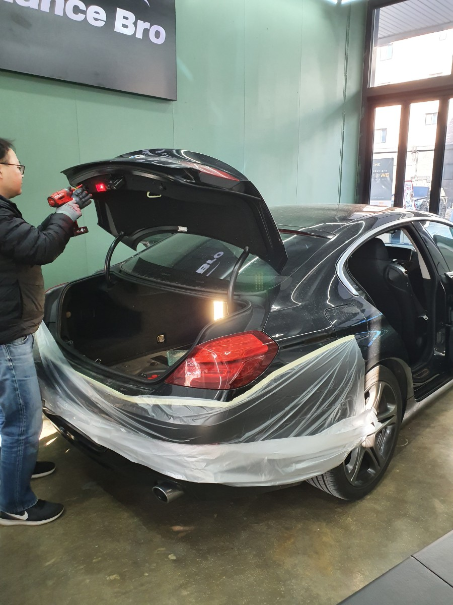 2014년 BMW 640d 3000cc디젤 - 2