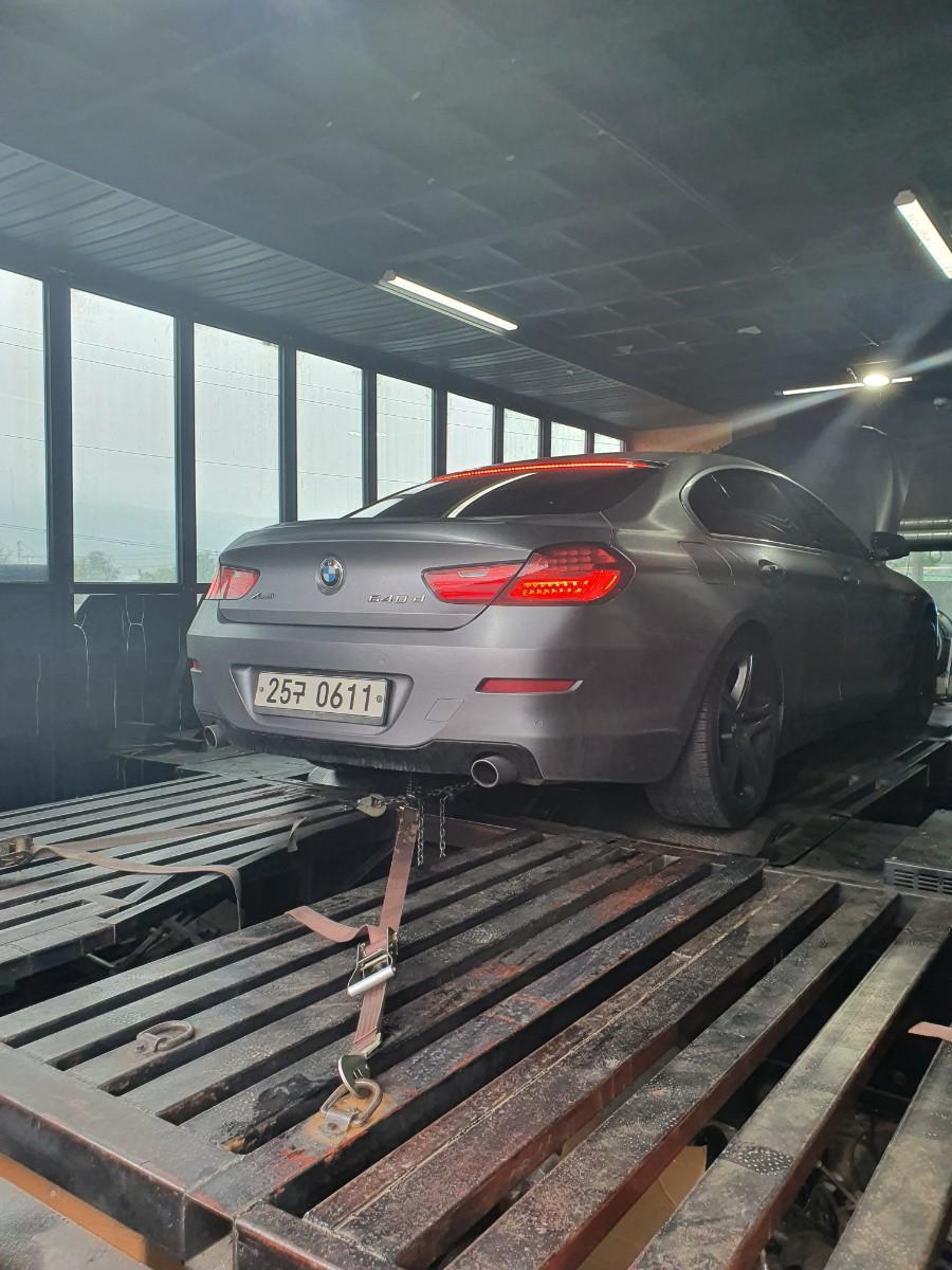 2014년 BMW 640d 3000cc디젤 - 3