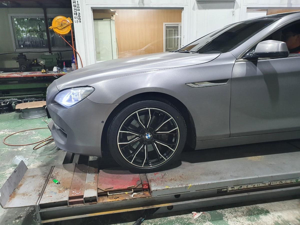 2014년 BMW 640d 3000cc디젤 - 4