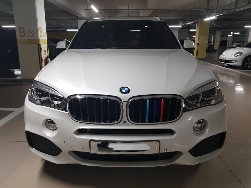 BMWX5 - 1