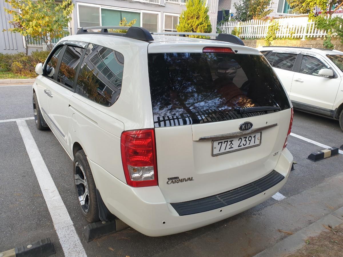 그랜드카니발 vgt 4등급 판매 대차 - 2