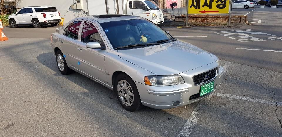 2005 볼보 S60 2.5T AWD - 2