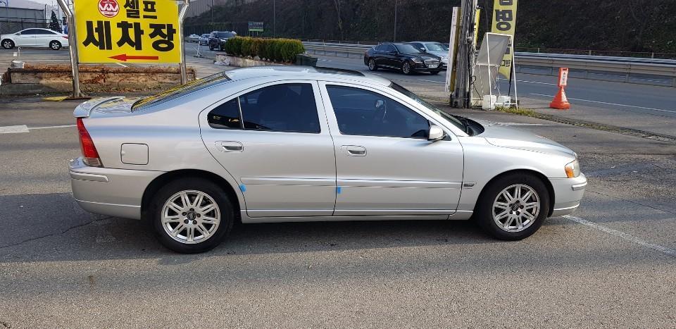 2005 볼보 S60 2.5T AWD - 6