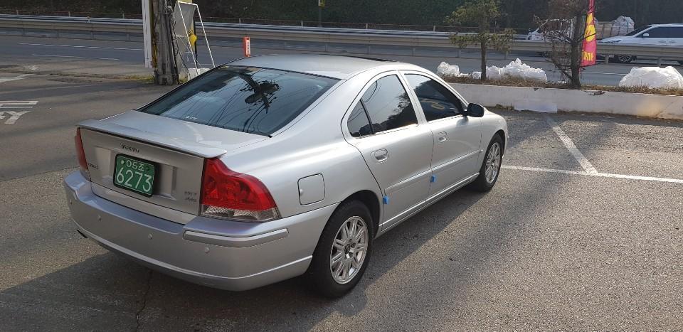 2005 볼보 S60 2.5T AWD - 7