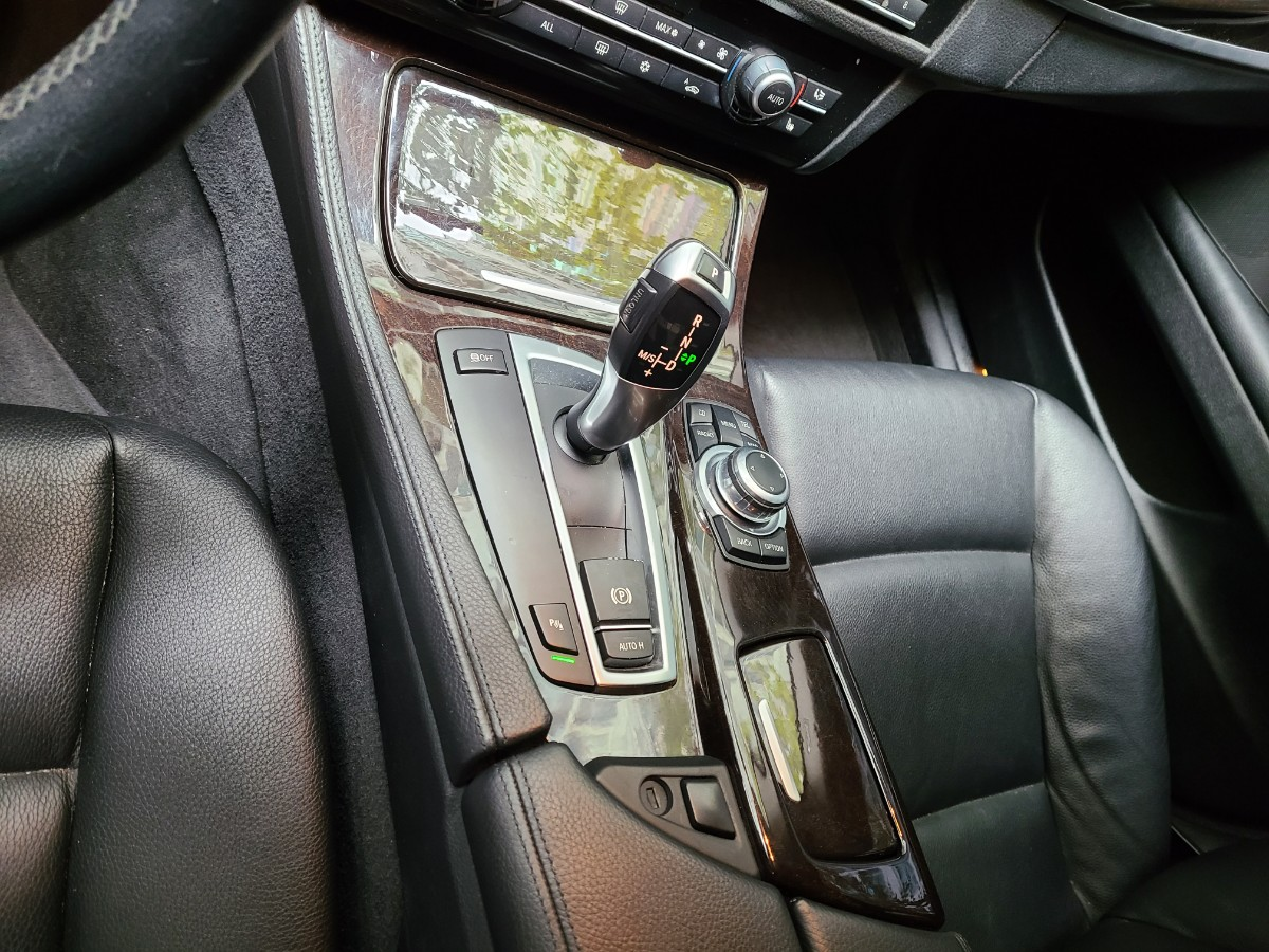 BMW 520d.검정색.무사고 팝니다 - 6