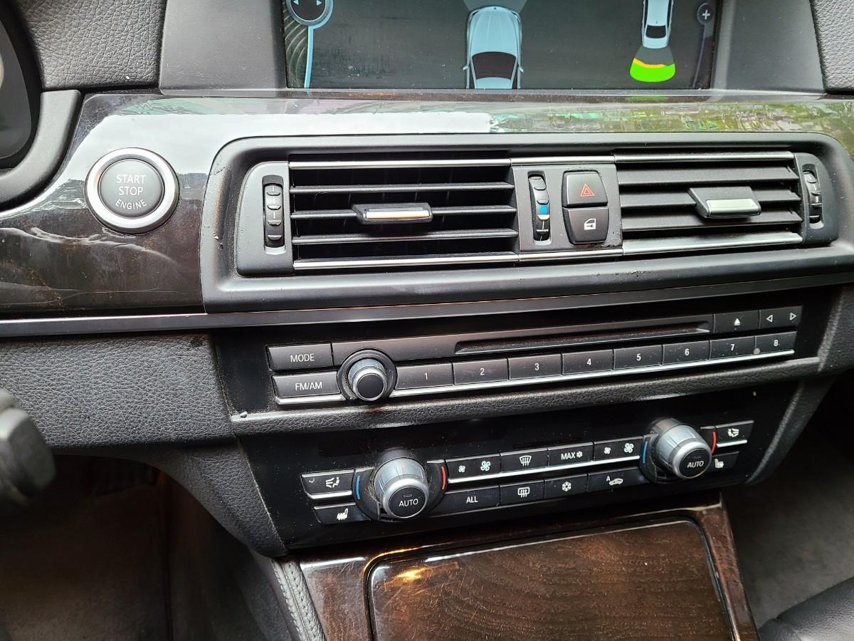 BMW 520d.검정색.무사고 팝니다 - 7