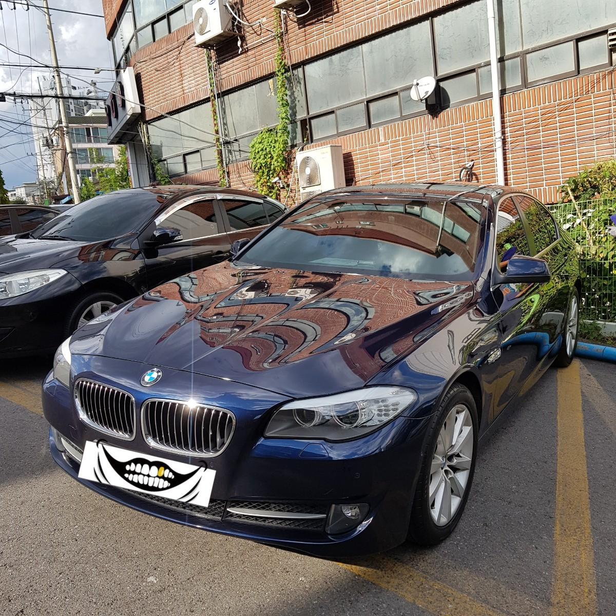 BMW 528I 일반넘버 카쉐어링 렌트 - 0