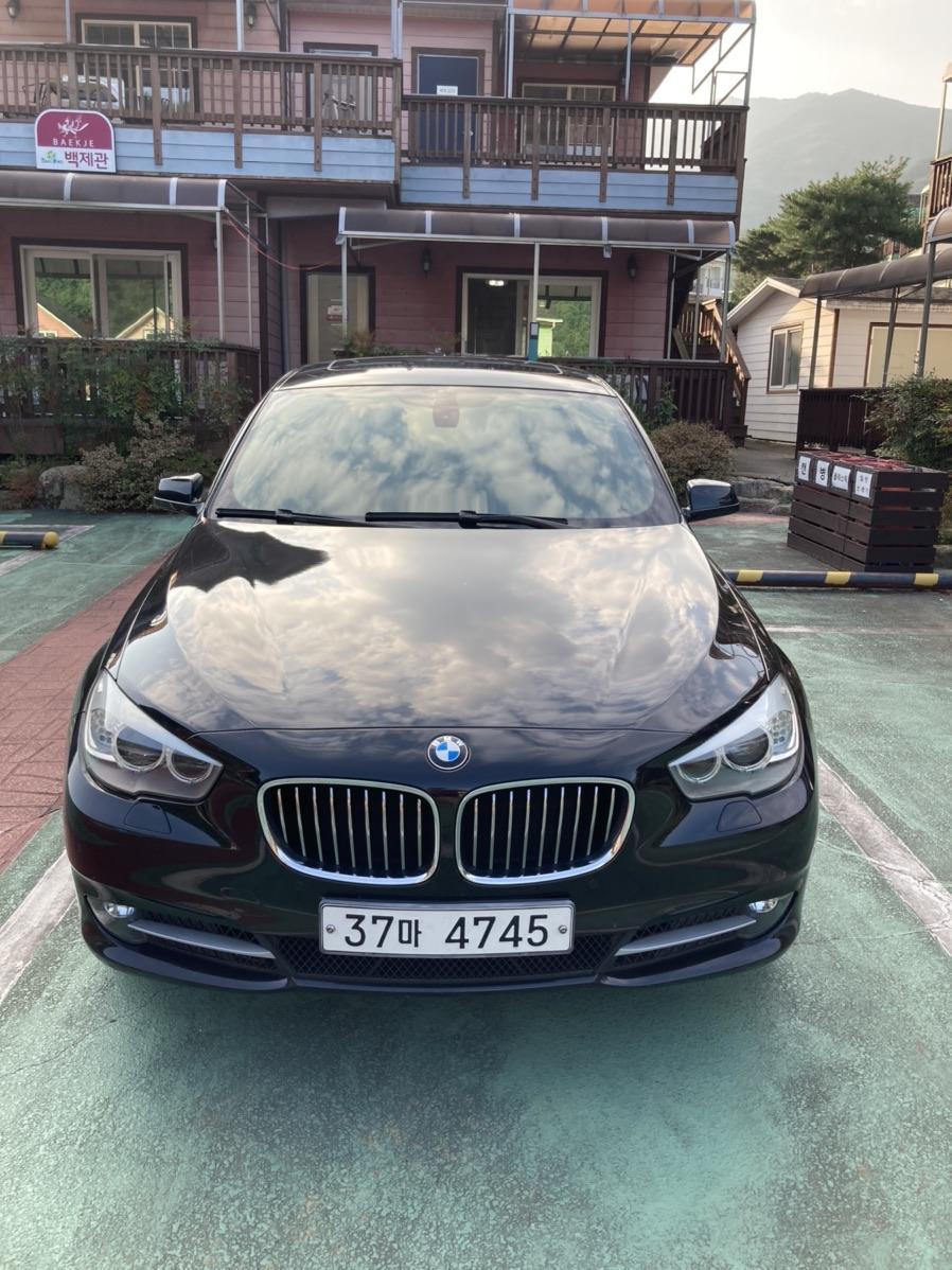 BMW5GT 30D 수리된차량 팝니다 - 0