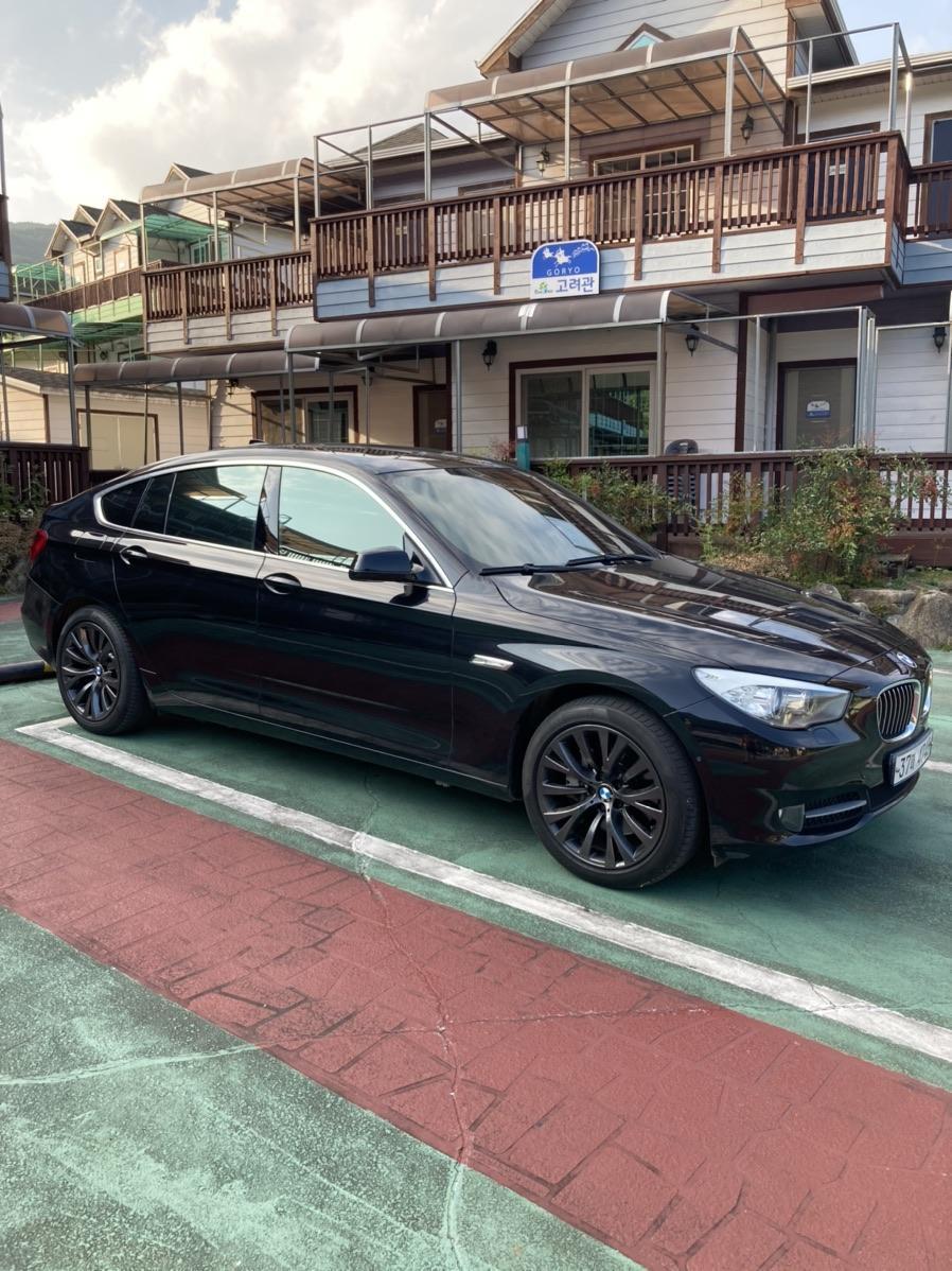 BMW5GT 30D 수리된차량 팝니다 - 1